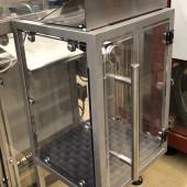 Cartérisation sur mesure inox / polycarbonate