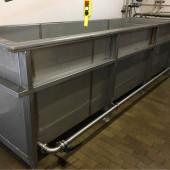 Bac de saumurage en inox 316L