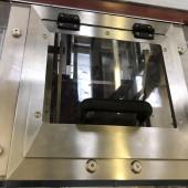 Trappe sur cartérisation polycarbonate
